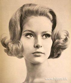 coiffure 1967 salon elizabeth arden londres
