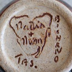 https://flic.kr/p/YXMpsJ | Nadia & Norman Tildesley, Becheno Pottery.  Tasmania Australia.