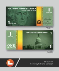Currency Redesign on Behance