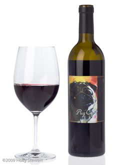 YOU CANNOT LOOK AT A PUG OR ENJOY FINE WINE WITHOUT HAVING YOUR SPIRITS LIFTED