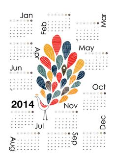 #calendar #design #layout