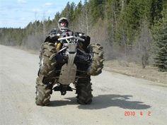 """""""2012 Can-Am Renegade X xc -Worlds Fastest Farm Quad!!!©®"""""""