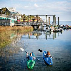 The Perfect Beach Town: Tybee Island, GA Discover century-old lighthouses, dockside restaurants, and charming cottages in the quaint town of Tybee Island.