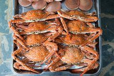 Thai Seafood Sauce Recipe: The Ultimate Seafood Feast? Side Recipes, Thai Recipes, Seafood Recipes, Garlic Dipping Sauces, Seafood Party, Thai Sauce, Mango Sauce, Seafood Market, Thai Street Food
