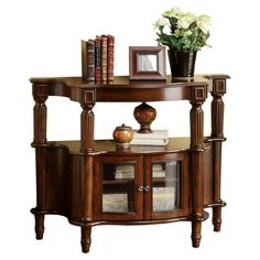 You should see this Raffi Console Table in Antique Walnut on Daily Sales!