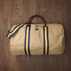 Rugby Old School Duffle