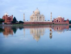 Three Days of Water photograph by @alisonwrightphoto [4 of 10] India Agra. The…