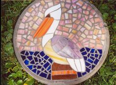 pelican mosaic - Google Search