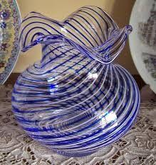 Çeşm-i Bülbül  (Nightingales teardrop)-Turkish glass art