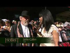 The Hobbit World Premiere Part 1/3 1080p HD [English]