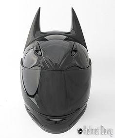 stylish motorcycle helmets | Also check out: Batman Hotel and Creative Motorcycle Helmets