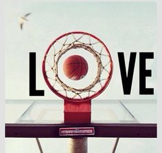 I LOVE basketball!!!