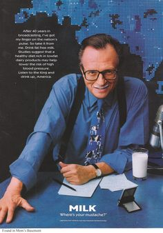Larry King  dies Thursday at age 83.