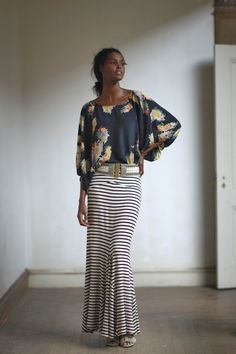 Seemingly Maxi skirt from Anthropologie.
