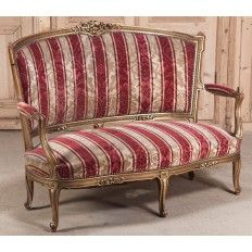 Antique Sofas/Chairs | Antiques Collection | Inessa Stewart's Antiques $1,898