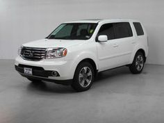The 2016 Honda Pilot is the featured model. The 2016 Honda Pilot White image is added in the car pictures category by the author on Jun Honda Truck, Honda Pilot, Personal Goals, Car Wheels, Fuel Economy, Rigs, Crossover, Dream Cars, Trucks