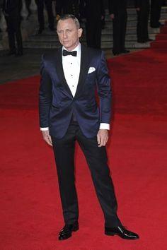 Delhi Style Blog: James Bond 007 Skyfall Daniel Craig Fashion Review