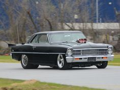 Jimmy Evans' 1967 Chevy II Nova finally hits the road after a 10 year build. Read about the 1,000-horsepower Pro Street build here.
