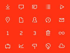 """Bunch   Fogg"" in Icons / Symbols"