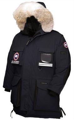 Mens Canada Goose Snow Mantra Parka Navy