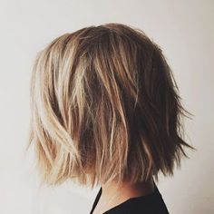 Whimsical Charm: how to + the cool girl bob