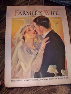 The Farmer's Wife Magazine for Women June 1936 | eBay