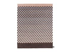 Handmade rug with geometric shapes MINI INFINI by cc-tapis ®