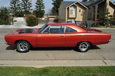 1968   Plymouth  Road Runner Mopar Muscle