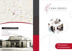 Yama Conseil : plaquette commerciale