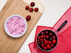 Mama Stamberg's cranberry relish | perfect accompaniment to the Christmas prime rib