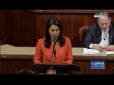 Rep  Tulsi Gabbard Introduces Bill to Stop Arming Terrorists  12 8 16