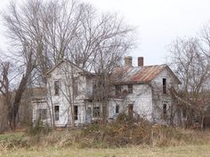 "previouslylovedplaces:  ""OH Vinton - Abandoned House by scottamus on Flickr.  """