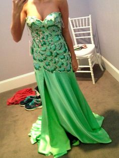 Prom Dresses,Evening Dress,Party Dresses,Mint Green Prom Dresses,Mermaid Evening