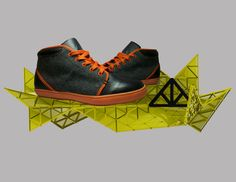 spike/orange