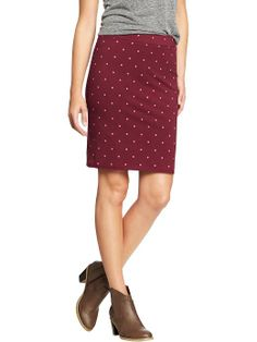 Old Navy | Women's Printed Pencil Skirts