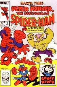 Spider-Ham - Wikipedia, the free encyclopedia