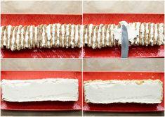 Speculaastaart (no bake) | Kookmutsjes Cheesecake, Favorite Recipes, Bread, Cookies, Baking, Desserts, Garden Makeover, Food, Spring 2014