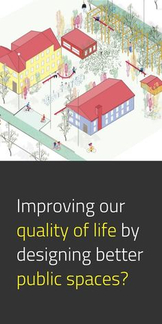 What's the impact of our surroundings on our health? Is it enough if public spaces are designed respecting regulations and urban planning parameters? As big cities get more crowded, there is increasingly less free space, making empty and non-functional spaces inconceivable. Let's rethink their design to improve citizens' quality of life. #NewEuropeanBauhaus #EUGreenDeal #UrbanDesign #DesignForAll #ArchitectureLovers #LandscapeArchitecture 📸 Visual from thesis / © Source: Ana Gallego