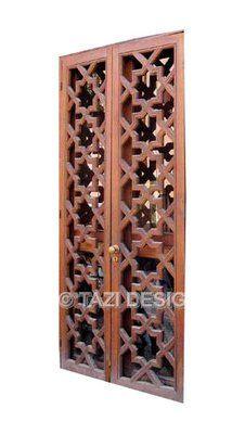 Custom doors. Moorish doors and Moroccan woodwork | Yelp