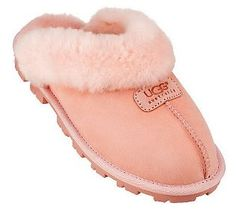 UGG slippers pink on Q for Shoes on Sale