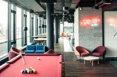 STRV offices by Studio Perspektiv, Prague – Czech Republic » Retail Design Blog