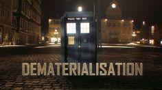 Lot TARDIS, nieco inaczej. Wygląda ekstra!