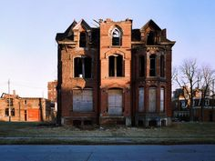 Detroit Will PAY You To Take One Of These 100 Abandoned Homes - Business Insider