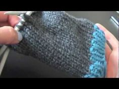 Socken stricken | Teil 3 | Der Schaft! - YouTube