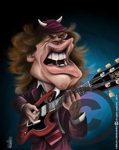 Angus Young | Angus Young - AC-DC