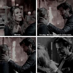 """#The100 4x01 """"Echoes"""""""