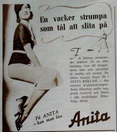 ad for Anita stockings 1937