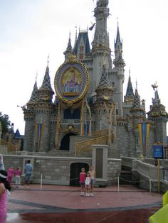 DISNEY WORLD!!!! Happiest place on earth! Even for college students. True story