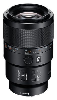 Sony FE 90/2.8 Macro G OSS