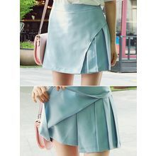 Discover fashion and beauty online with YesStyle! Shop for Skirts - FREE Worldwide Shipping available! Star Fashion, Diy Fashion, Korean Fashion, Fashion Dresses, Fashion Design, Dress Making Patterns, Western Wear, Skirt Outfits, Clothing Patterns